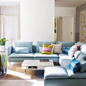 планировка трехкомнатной квартиры фото варианты