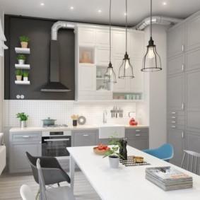 планировка трехкомнатной квартиры дизайн фото