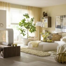 планировка трехкомнатной квартиры обзор