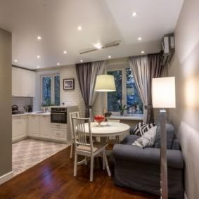 планировка трехкомнатной квартиры виды оформления