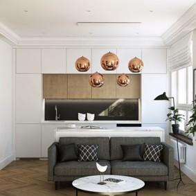 планировка квартиры студии площадью 24 кв м фото оформление
