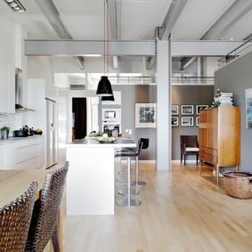 планировка квартиры студии площадью 24 кв м идеи варианты