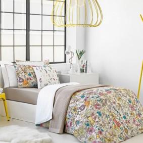 подростковая комната для девочки фото дизайна