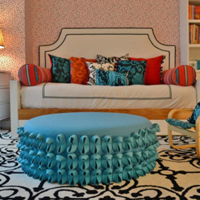 подростковая комната для девочки идеи декора