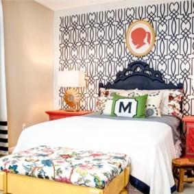 подростковая комната для девочки фото оформления