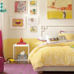 подростковая комната для девочки идеи оформление