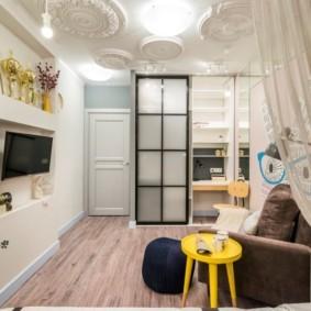 подростковая комната для девочки фото вариантов