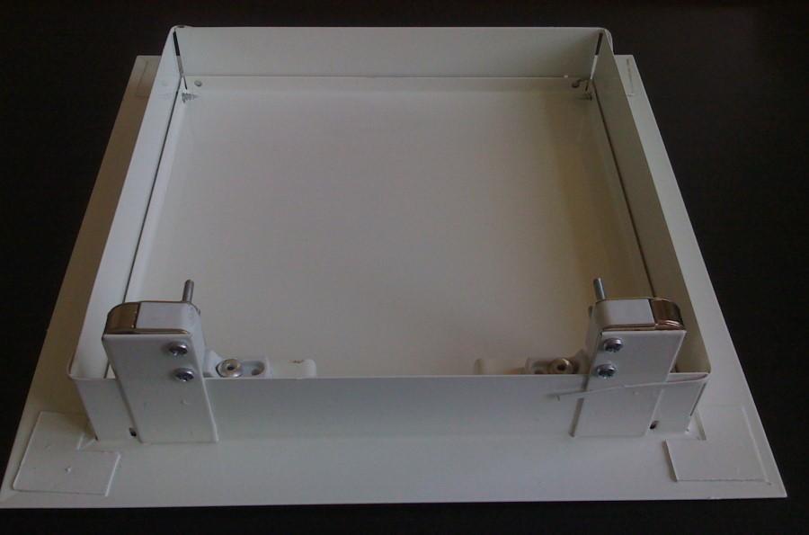 Потолочный люк для отделки под плитку