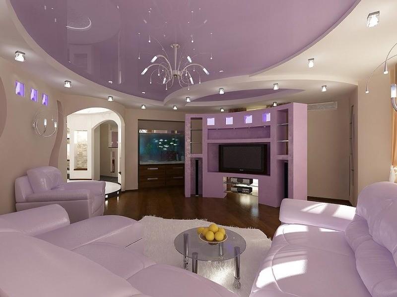 которые входят подвесные потолки из гипсокартона фото для зала обычно называют