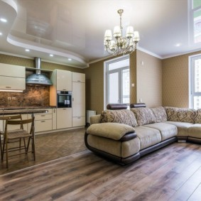 потолок в гостиной дизайн идеи