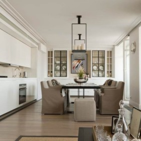 проект трехкомнатной квартиры фото декор