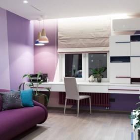 проект трехкомнатной квартиры идеи декор