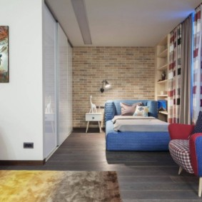 проект трехкомнатной квартиры интерьер идеи