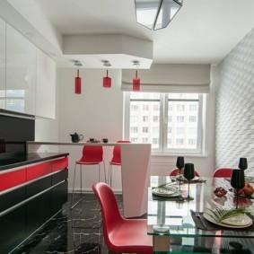 проект трехкомнатной квартиры фото оформление