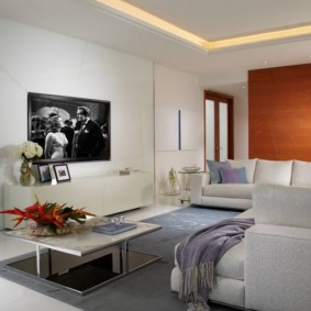 проект трехкомнатной квартиры варианты фото