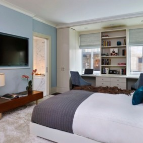 проект трехкомнатной квартиры идеи варианты