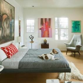 проект трехкомнатной квартиры виды