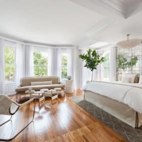 проект трехкомнатной квартиры виды идеи
