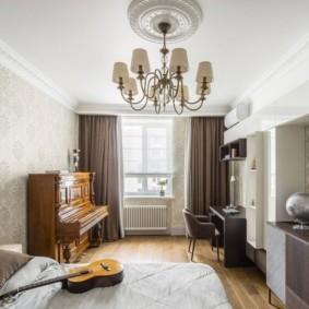 проект трехкомнатной квартиры обзор