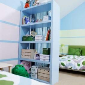 однокомнатная квартира для семьи с ребенком варианты идеи