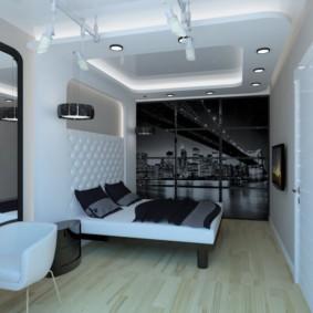 ремонт в маленькой комнате интерьер идеи