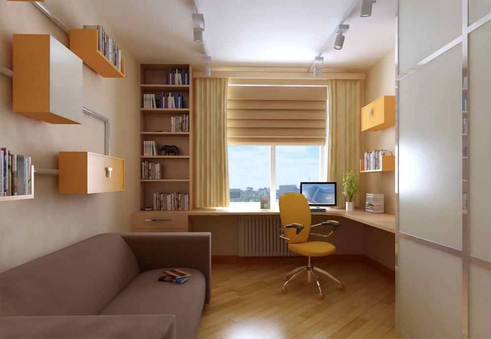 ремонт в маленькой комнате фото дизайн