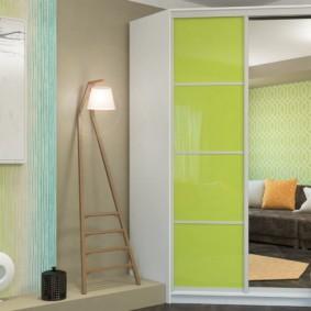 шкаф в гостиную оформление идеи