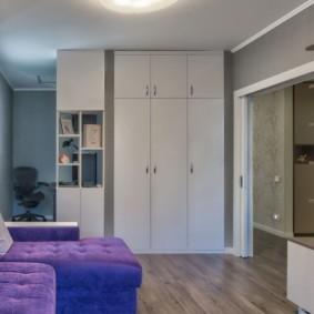 шкаф в гостиную варианты фото