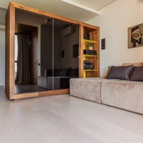 шкаф в гостиную виды дизайна