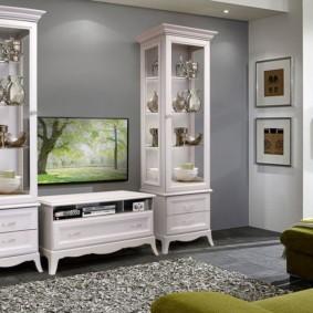шкаф в гостиную фото идеи
