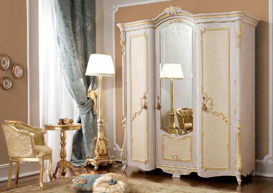 шкаф в стиле барокко