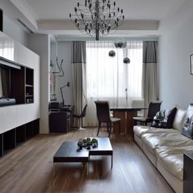 шторы в гостиной фото интерьер