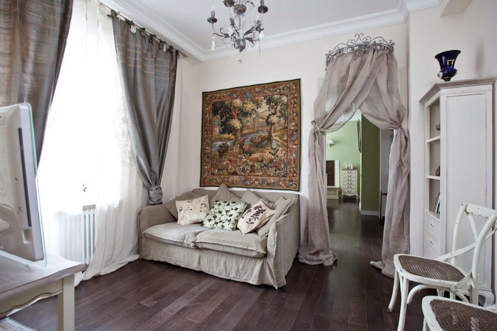 шторы в гостиную дизайн