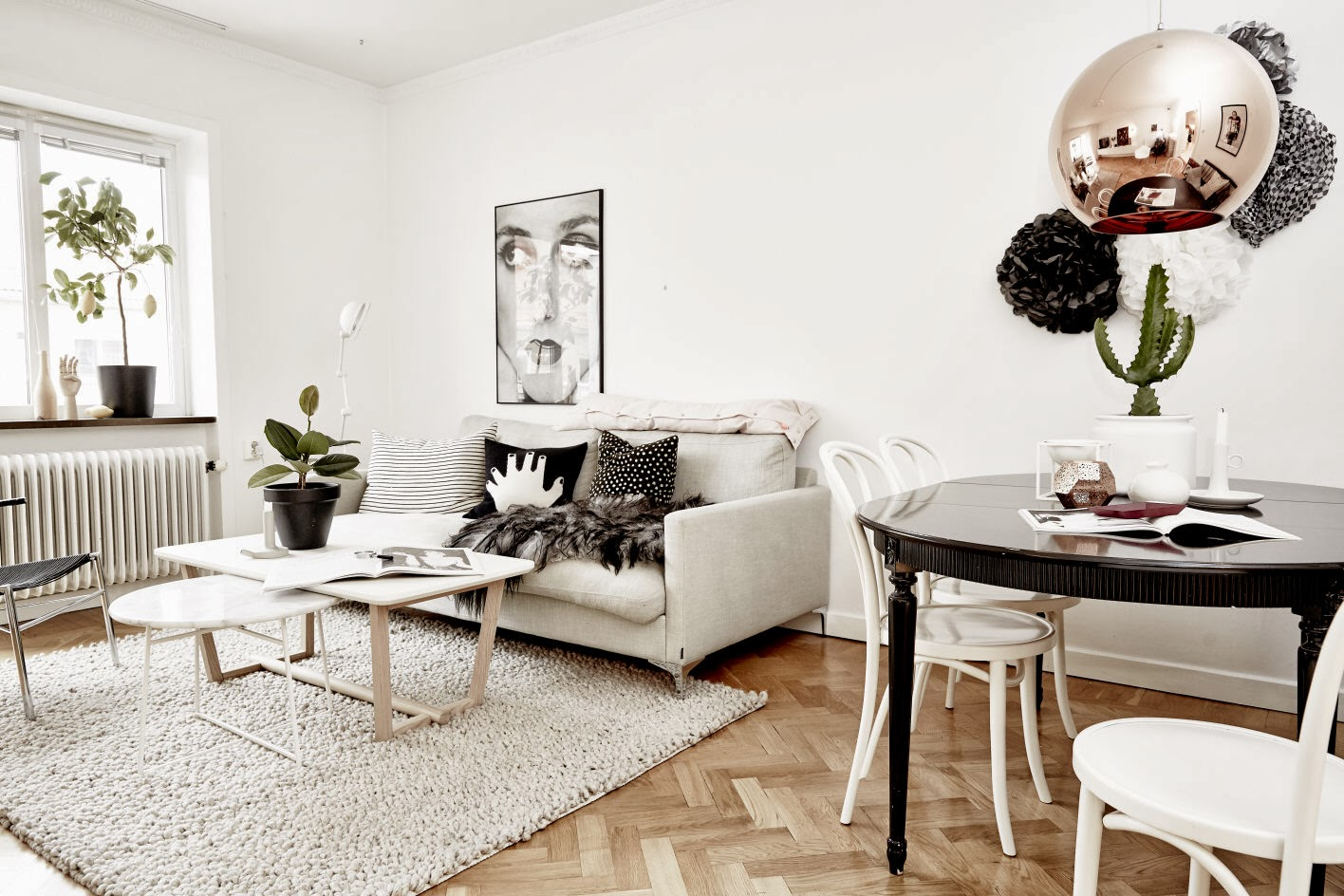 узкая гостиная идеи декор