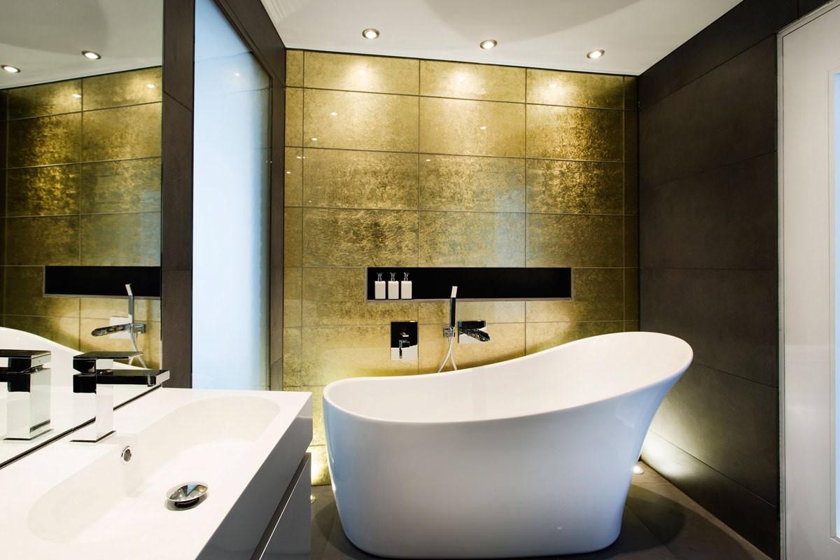 современная ванная