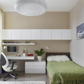 детская комната современный минимализм