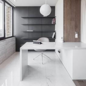 квартира современный минимализм