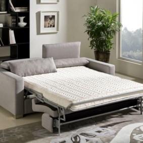 спальная комната с диваном идеи оформление