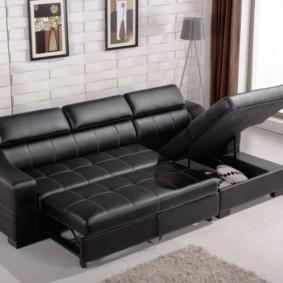 спальная комната с диваном варианты идеи