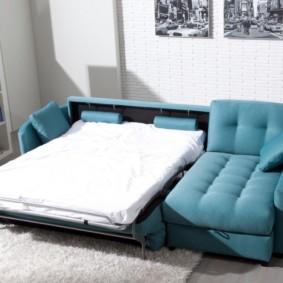 спальная комната с диваном идеи вариантов
