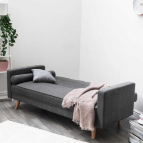 спальная комната с диваном идеи виды