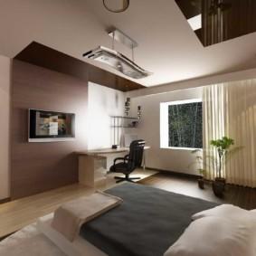 спальня для девушки идеи декор