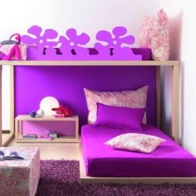 спальня для девушки идеи интерьера