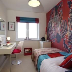 спальня для девушки дизайн идеи