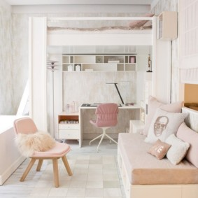 спальня для девушки идеи фото