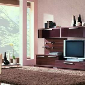стенка под телевизор в гостиную обзор