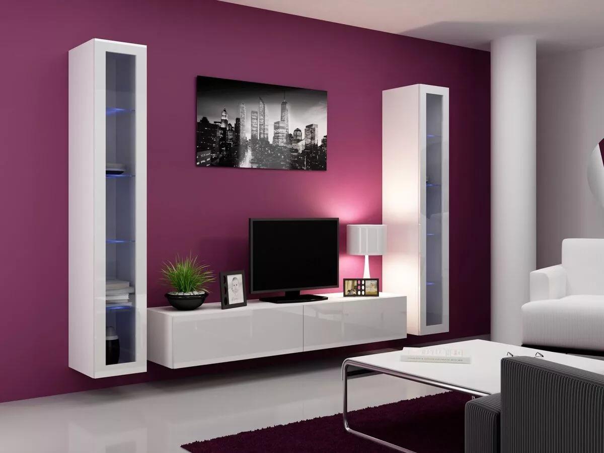 стенка под телевизор в гостиную