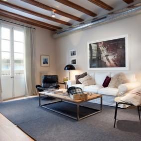 современная гостиная в квартире фото оформление