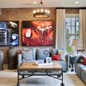 современная гостиная в квартире идеи оформление