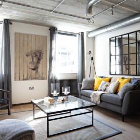 современная гостиная в квартире идеи оформления